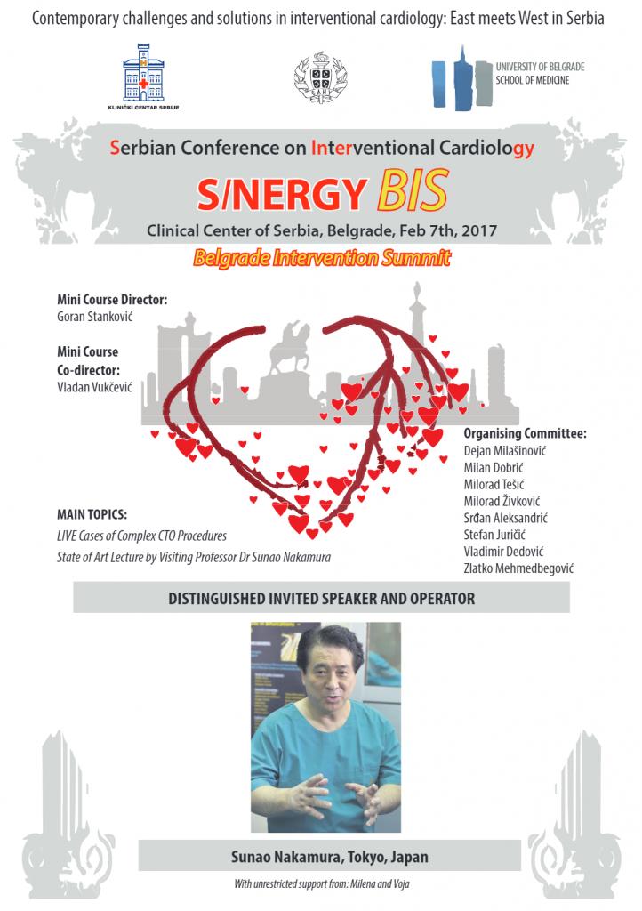 sinergy bis 2017